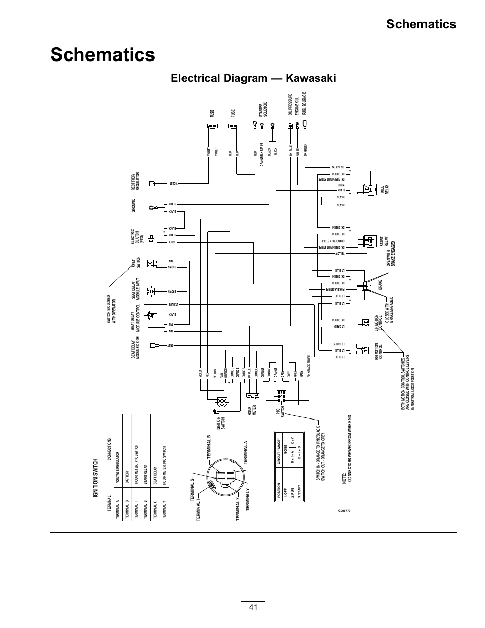 kawasaki voltage regulator wiring diagram kawasaki voltage regulator wiring diagram general wiring diagram  voltage regulator wiring diagram