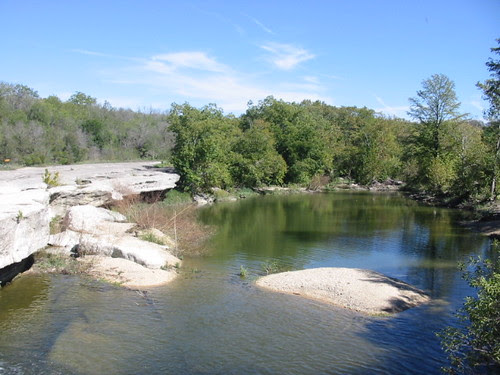 McKinney Falls State Park - Lower Falls and Highland Trail (1)