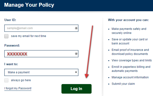 www homesite com mypolicy login
