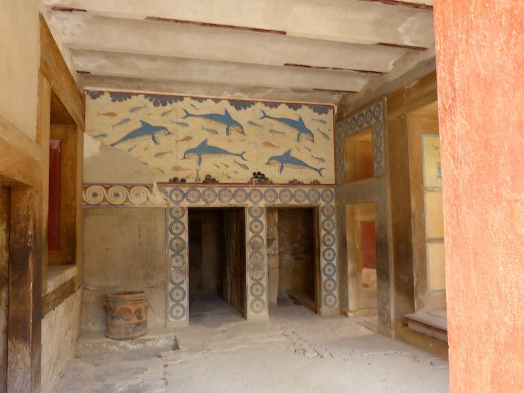 Queen's megaron, Knossos