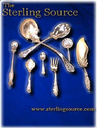 Sterling silverware sterling flatware Antique New estate