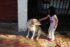 Lucky Loves Marziya But Wont Touch Her .. by firoze shakir photographerno1