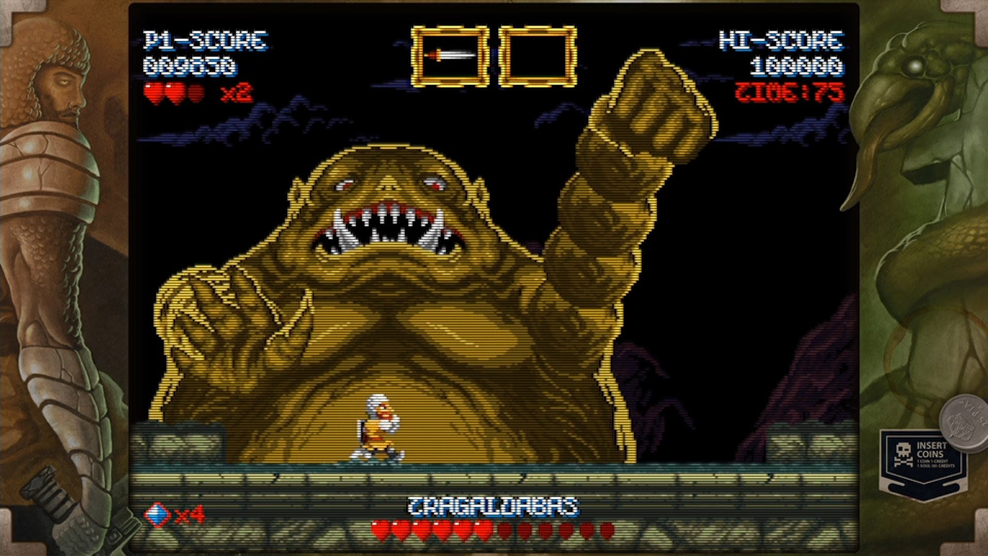 Cursed Castilla is out on 3DS in Japan next week screenshot