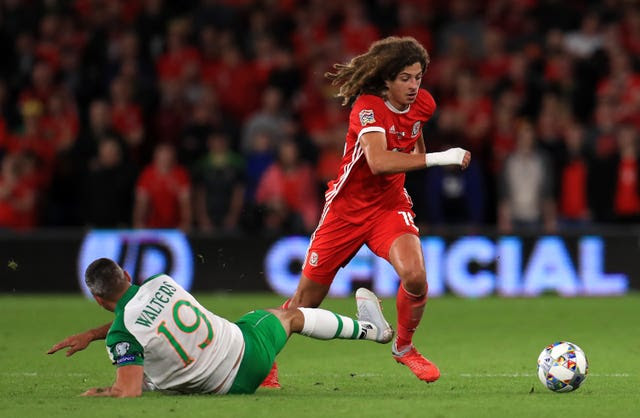 Wales v Republic of Ireland â€