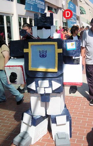 Comic Con 2007: Soundwave