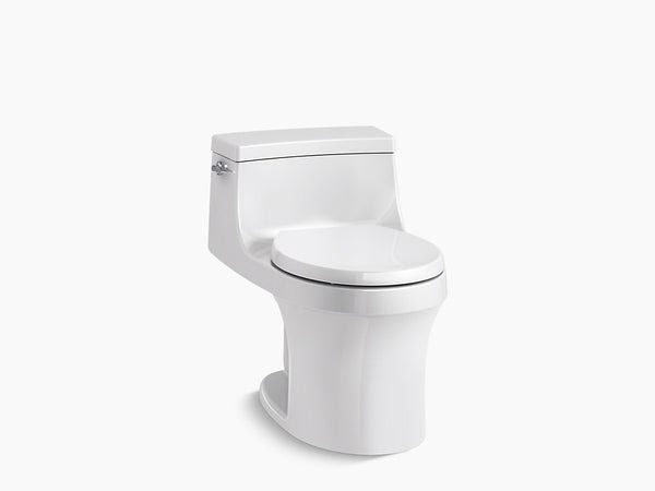 Kohler San Souci One Piece Toilet Round Bowl K 4007 Central