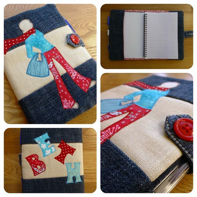 Journal/Notebook Cover Nov12
