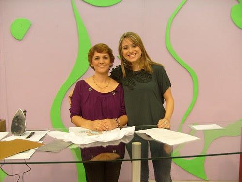 Vera no nosso programa by Vera Arte em Giz