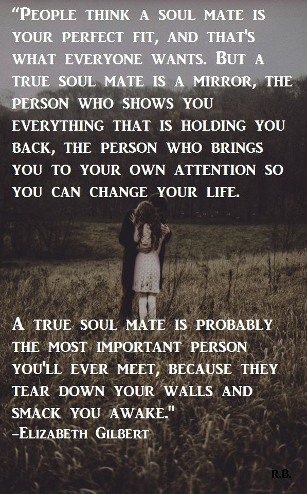 Quotes About Meeting Your Soul Mate