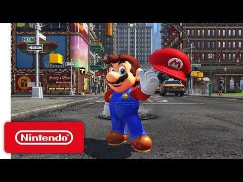 Super Mario Odyssey Presentación 2017 Trailer
