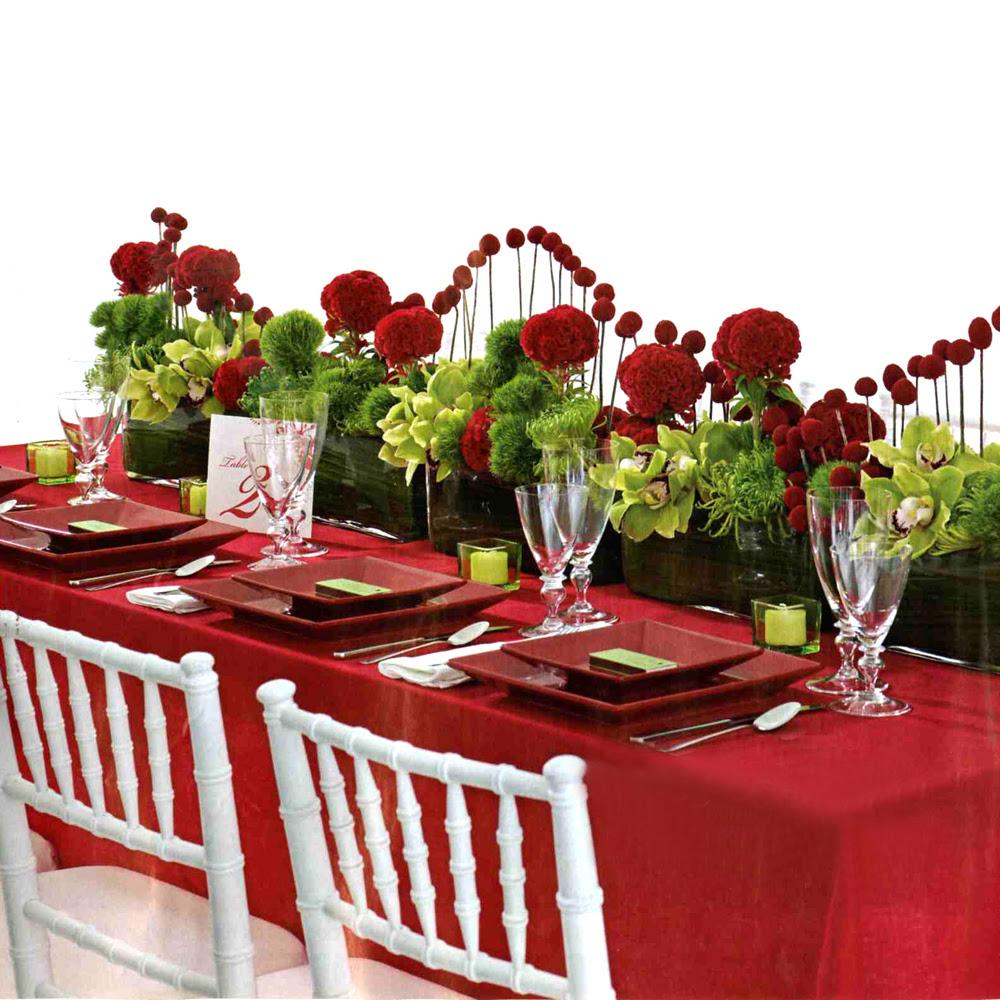 Themed Wedding Reception Ideas