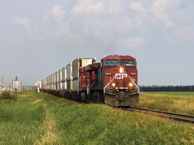 CP 8603 near Indian Head SK