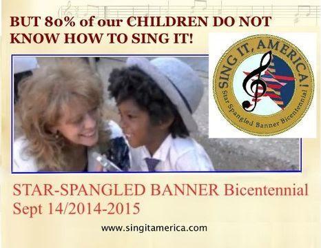 SING IT AMERICA