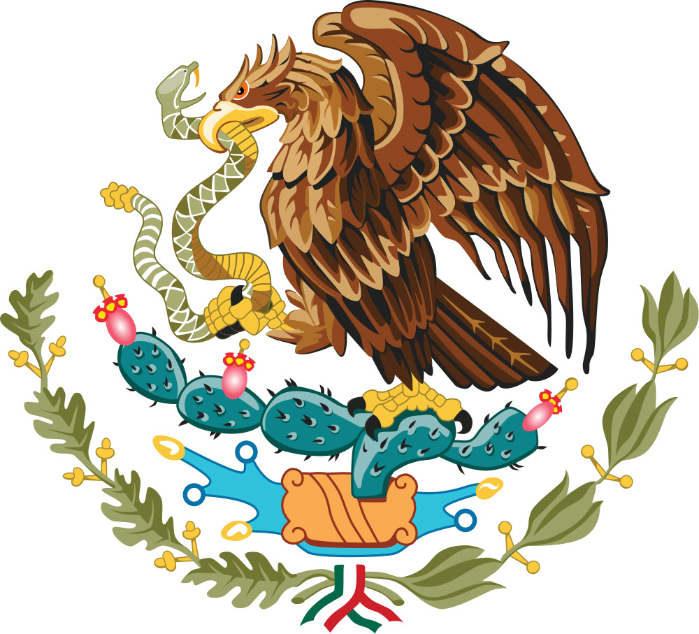 El águila Real Mexicana Símbolo De Nuestra Identidad México