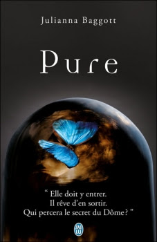 Couverture Pure, tome 1