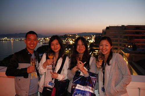 Ming Jin, Fooi Mun, Yuiko and Tomoko