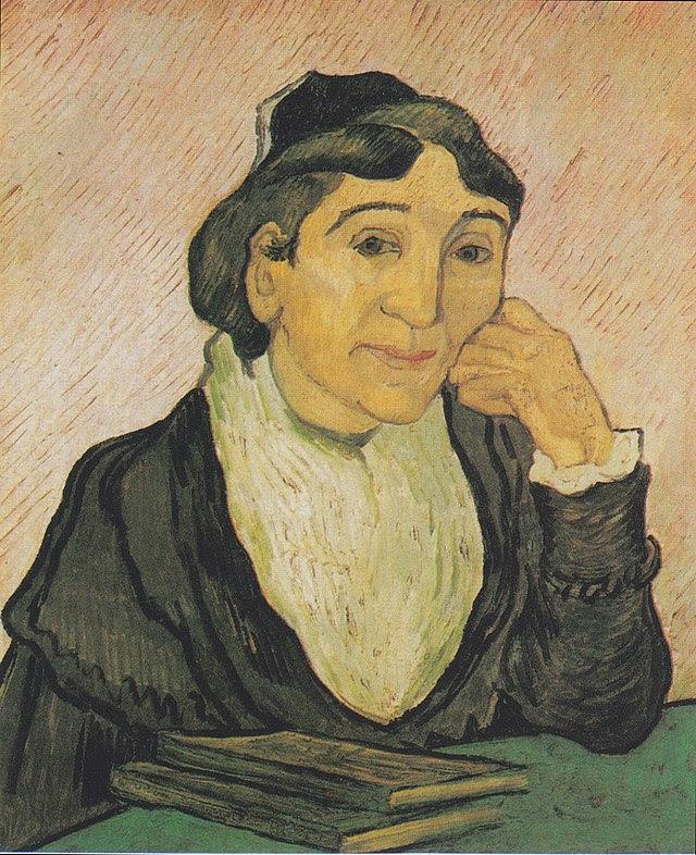 Van Gogh - L 'Arlesienne (Madame Ginoux) 1.jpeg