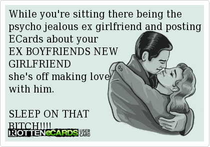 Quotes About Ex Girlfriends 49 Quotes