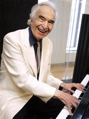 O pianista Dave Brubeck, em foto de 2007 (Foto: Richard Drew/AP)