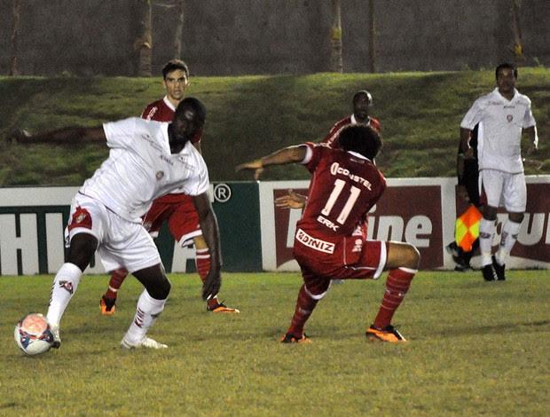 América-RN x Boa Esporte (Foto: Frankie Marcone/Agência Estado)