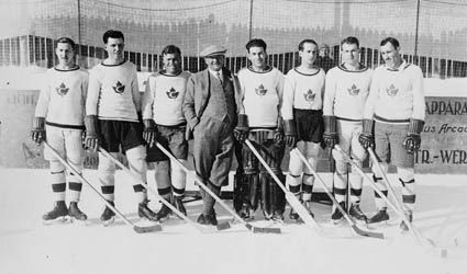 1923 Spengler Cup Canadians, 1923 Spengler Cup Canadians