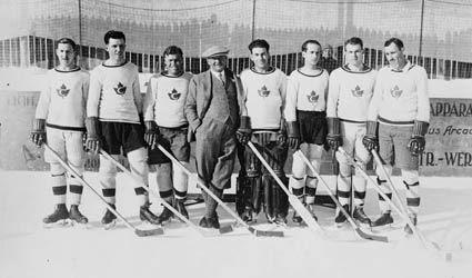 1923 Spengler Cup Canadians, 1923 Spengler Cup Canadians