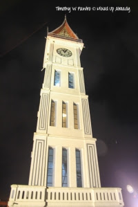 Indonesia - Sumatera - Bukittinggi - Jam Gadang (a closer look)