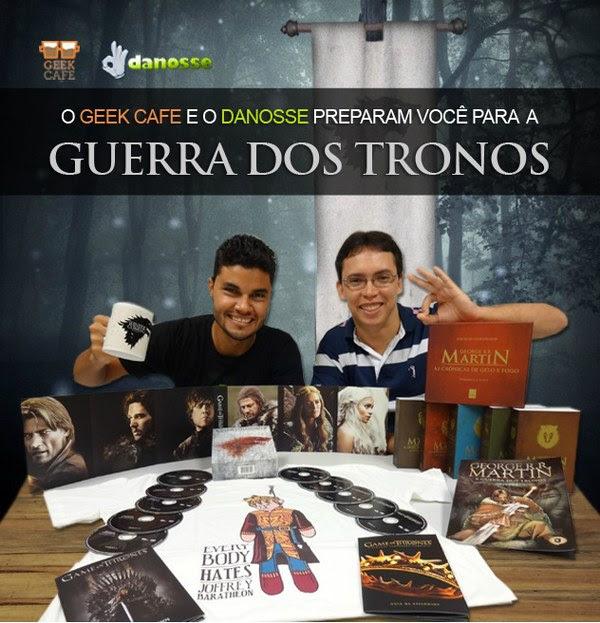 Promoção Game of Thrones