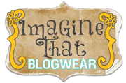 My blogwear is from Imagine That!
