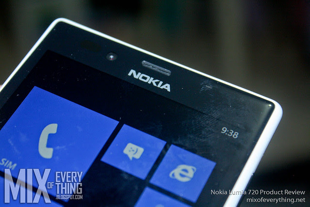 Nokia Lumia 720 Product Review
