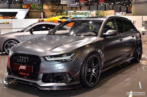 2015 Audi Rs6 Avant Car Tuning   illinois liver