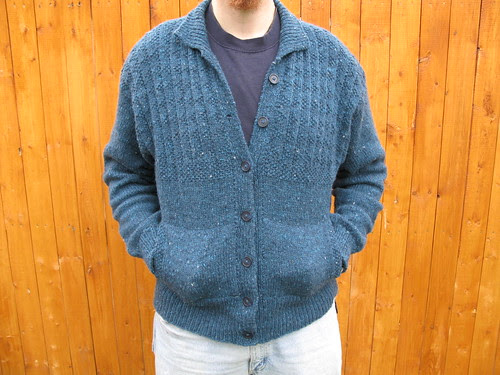 Yoke Pattern Jacket