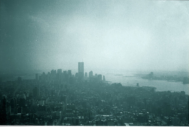 empire state building, july 2000