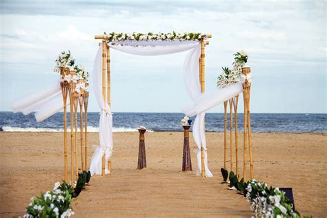 Here Are Some Beach Wedding Inspiration To Swoon Over