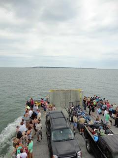 6 ferry ride