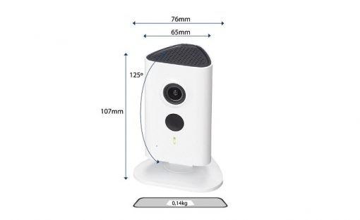 Đánh giá camera IP Dahua C15
