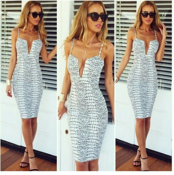 Perth black and white midi dress new look prices red for