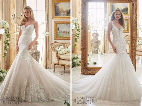 All You Need to Know About Mori Lee Bridal Gowns ? Costs