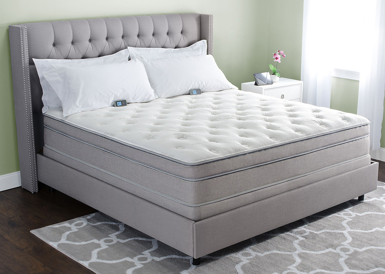 Sleep Number i8 Bed compared to Personal Comfort A8 Number Bed