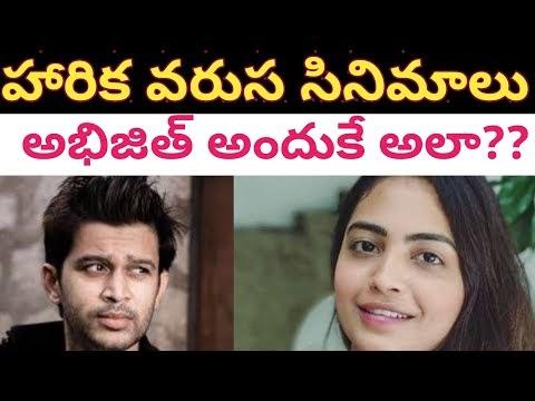 Bigg boss Telugu winner abhijeet duddala and alekhya harika movie offers | abhijeet duddala recent |