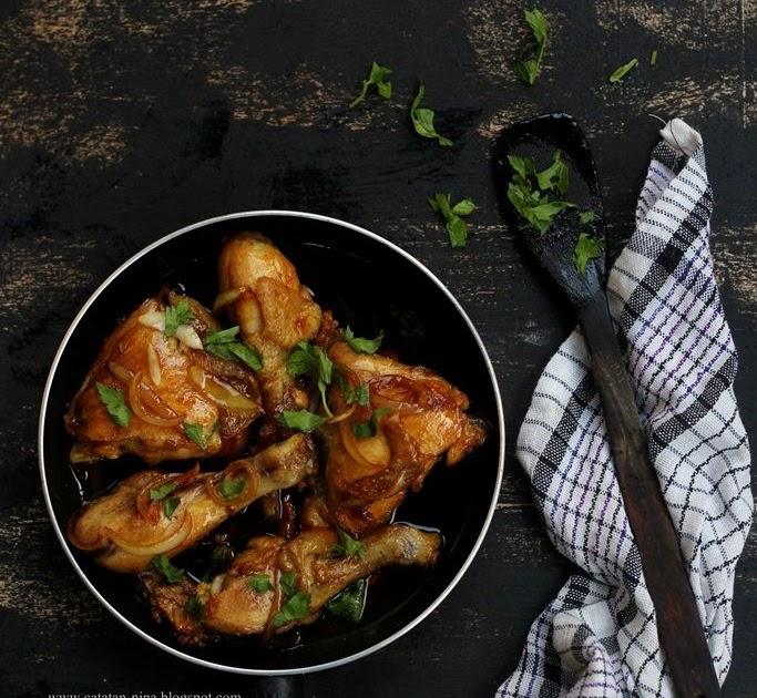 Resep Ayam Goreng Mentega Catatan Nina Copd Blog G