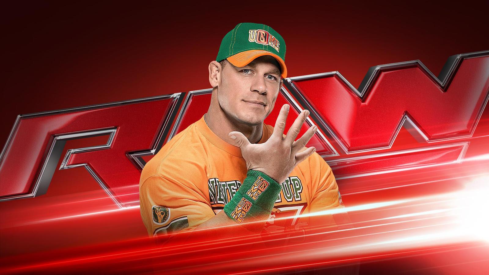 WWE RAW 30/05/2016: Zapowiedź