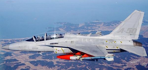 FA-50 (Imagen: kickerdaily.com)