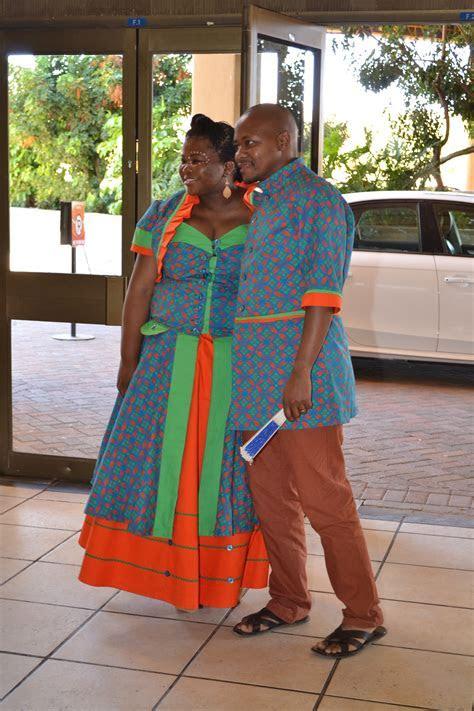 Shweshwe   South African traditional wedding   Shweshwe