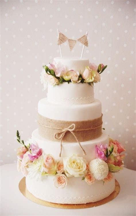 Comment faire un gâteau de mariage ou wedding cake