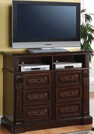 Acme Furniture - Roman Empire Traditional TV Console - 19354