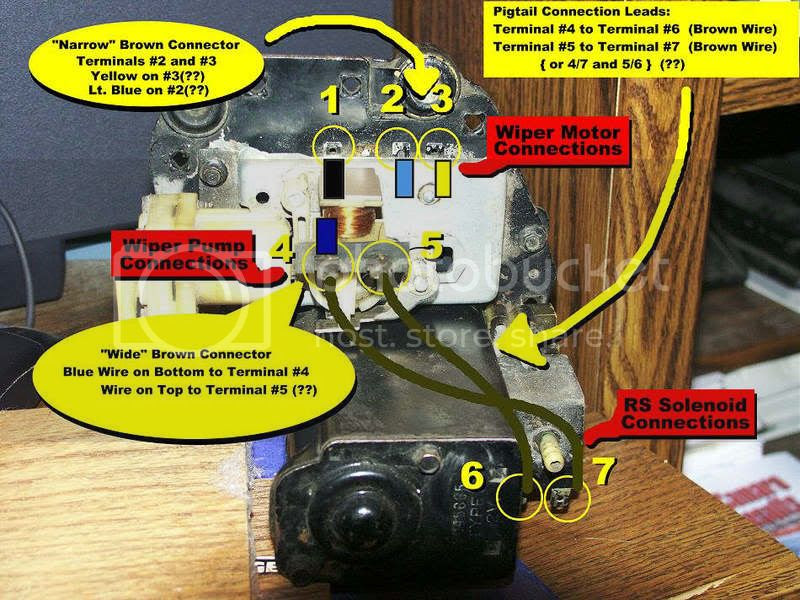 1968 Camaro Wiper Motor Wiring Diagram Wiring Diagram Monitor1 Monitor1 Maceratadoc It