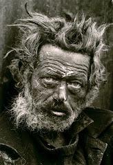 """Homeless irlandese"" di McCullin"