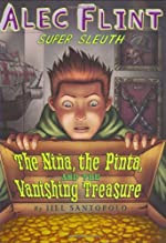 The Nina, the Pinta, and the Vanishing Treasure by Jill Santapolo