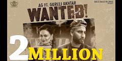 Wanted Lyrics – Gulrez Akhtar, AG